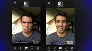 You may never take a bad selfie again with Microsoft's Pix app for iPhon