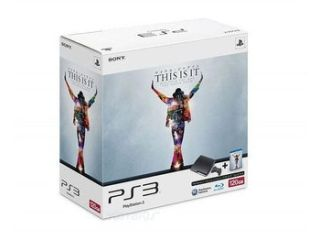 Michael Jackson PS3 bundle launching in Japan on Jan 27