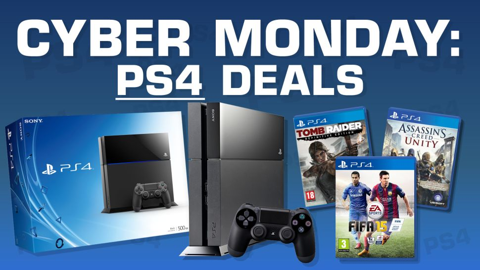 ps4 cyber monday