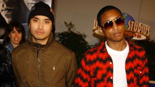 Chad Hugo and Pharrell Williams - AKA The Neptunes.