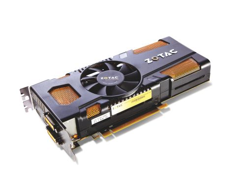 Zotac GTX 560 Ti 448 Cores Limited Edition