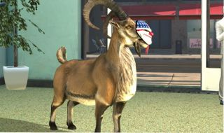 Goat Simulator Payday crossover