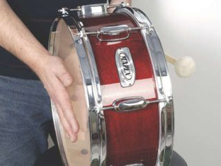 14 simple steps to tuning your snare drum | MusicRadar