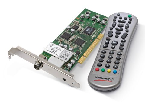 Hauppauge WinTV-NOVA-TD-500 TV Tuner Drivers Windows