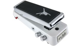 Dunlop's Billy Duffy Signature Cry Baby is two wah pedals in