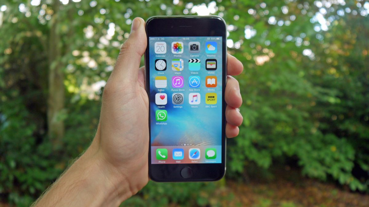 How to troubleshoot an iPhone