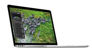 15 inch MacBook Pro with Retina Display