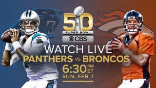 Watch super bowl 50 online