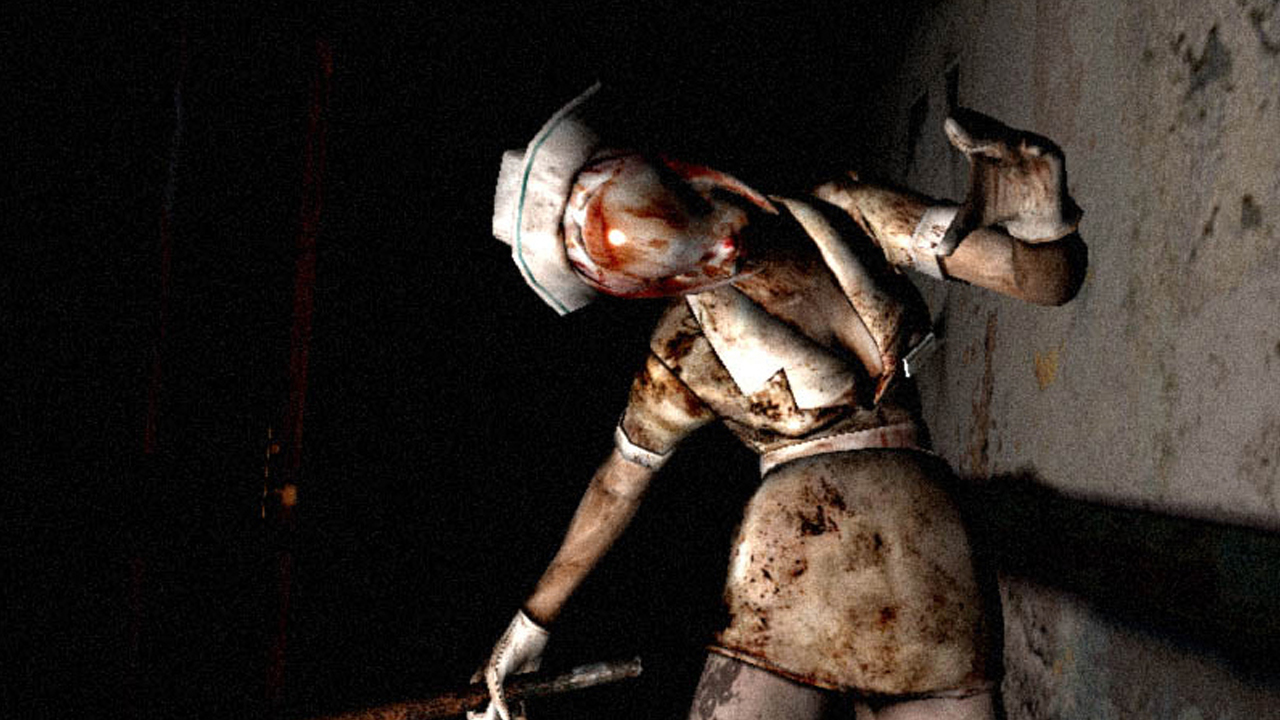 The Silent Hill Series 10 Shocking Moments Gamesradar