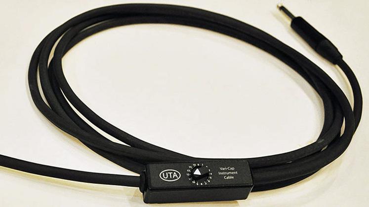 Get 16 different guitar tones from one cable with UnderTone Audio's capacitance-altering Vari-Cap