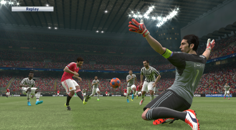 PES 2016 review | PC Gamer