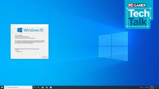 Windows 10 May 2019 update desktop