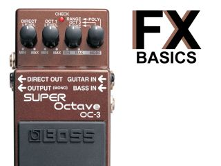 Octave pedals can really beef up your tone
