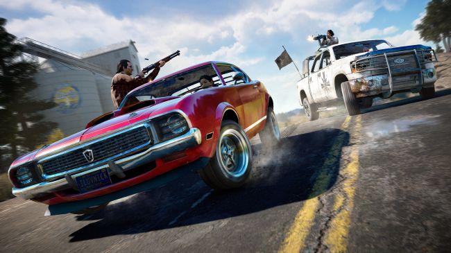 Кооперативный режим в Far Cry 5