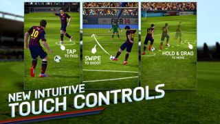 Android finally gets some love as FIFA 14 hits the mobile app stores