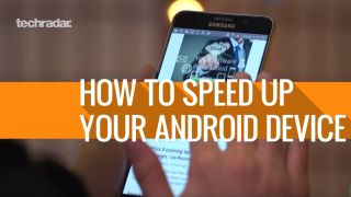 How to speed up your Android device