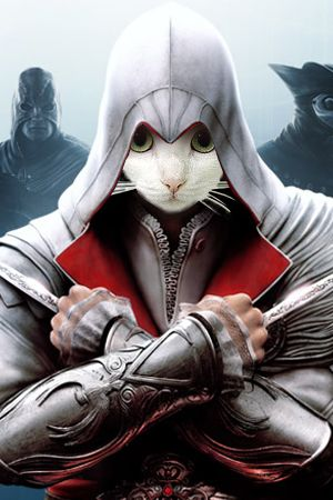 8 reasons Assassin's Creed is secretly a game about cats