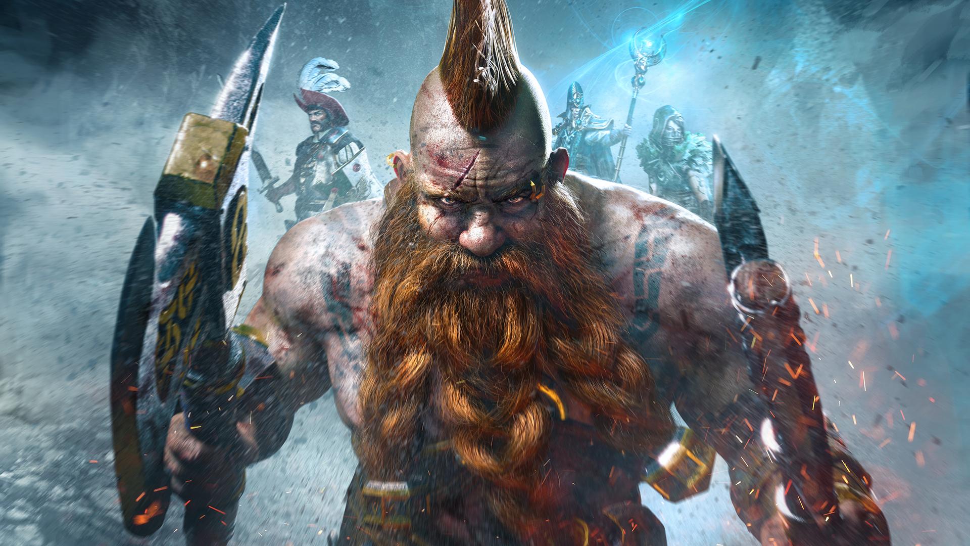 Warhammer: Chaosbane channels Diablo 3 in an old-school, four-player