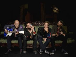 Coldplay: massive sales, no Brits.