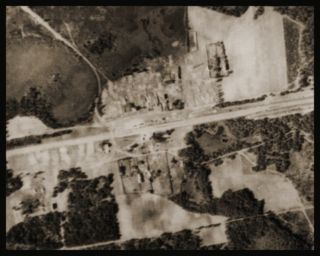 Sobibor aerial view