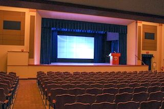 UW-Eau Claire's Schofield Auditorium Gets Next Gen Iconyx IC Live