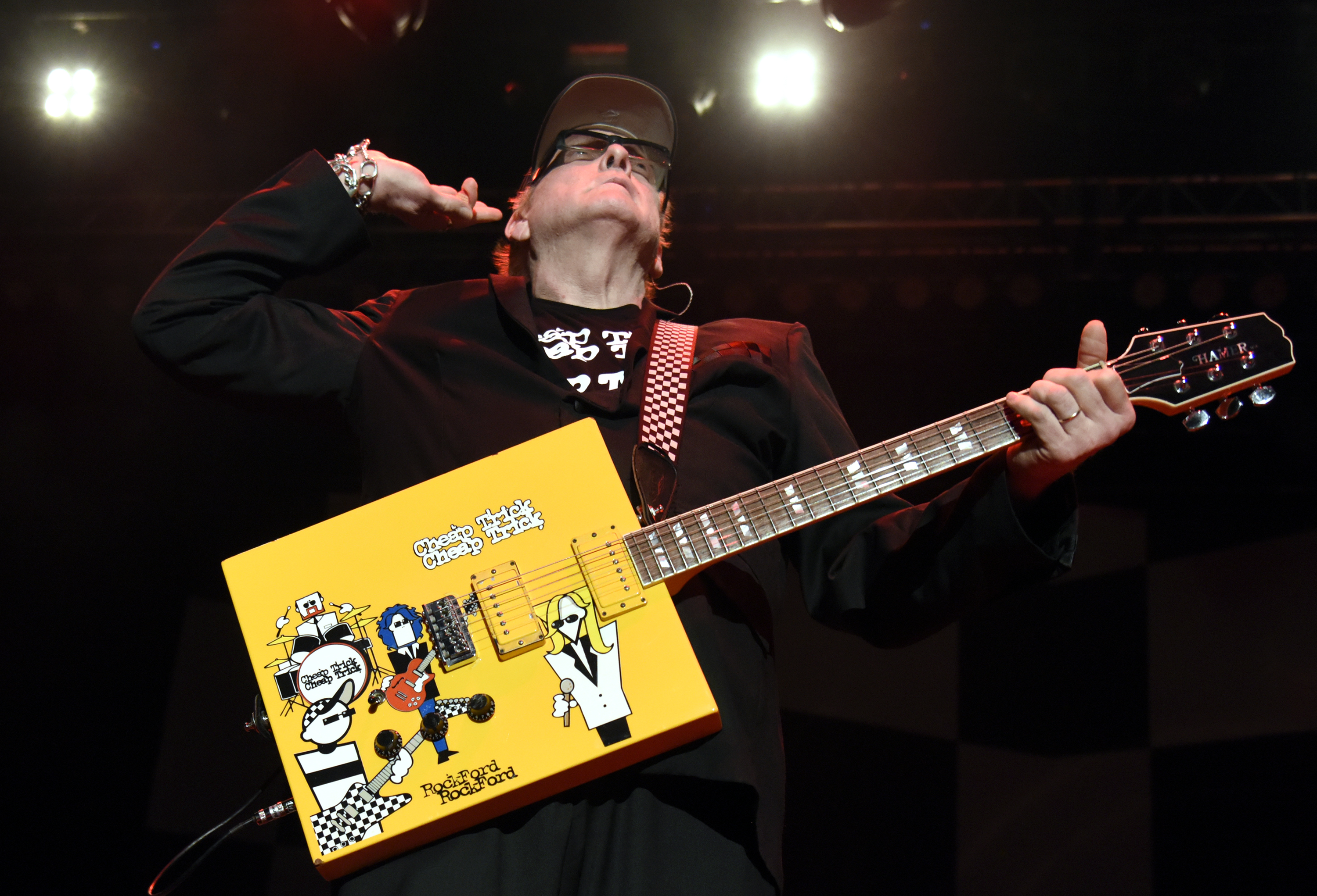 Hal Leonard Releases 'Rick Nielsen's Cheap Licks' Book and Video Instructional Package | Guitarworld