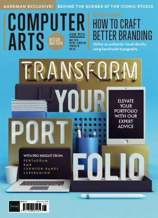 Computer Arts 278 cover
