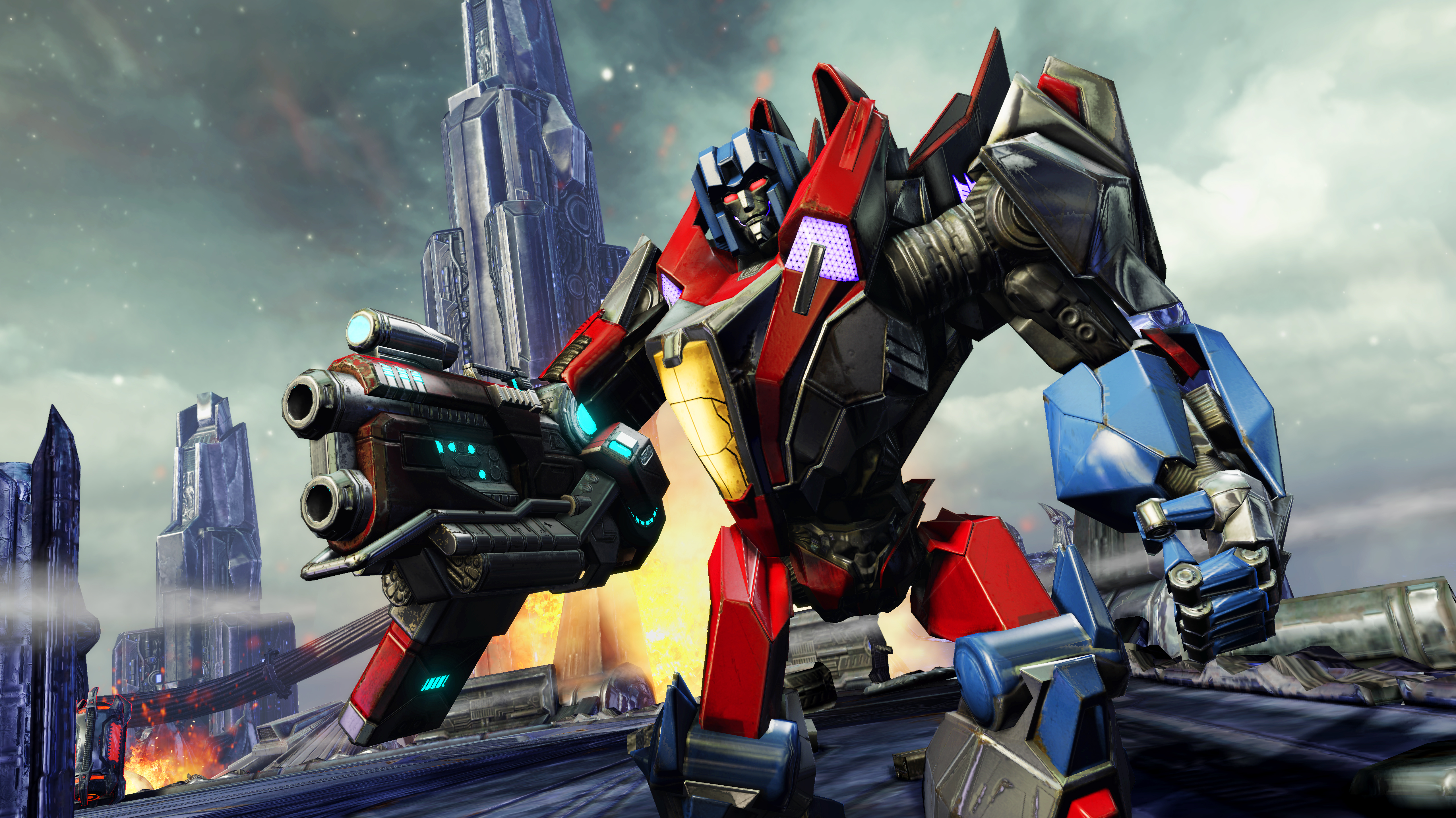 transformers fall of cybertron review gamesradar