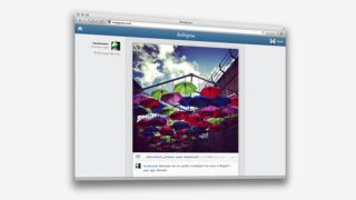 Instagram photo feeds hit the web mobile only now a distant memory
