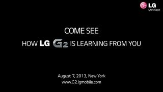 LG G2 reveal release