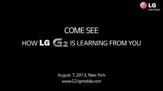LG G2 website