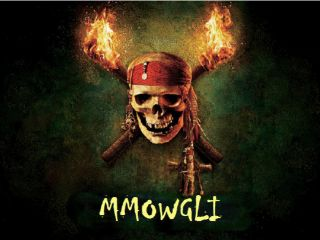 MMOWGLI's Jolly Roger looks a lot like Jack Sparrow's...