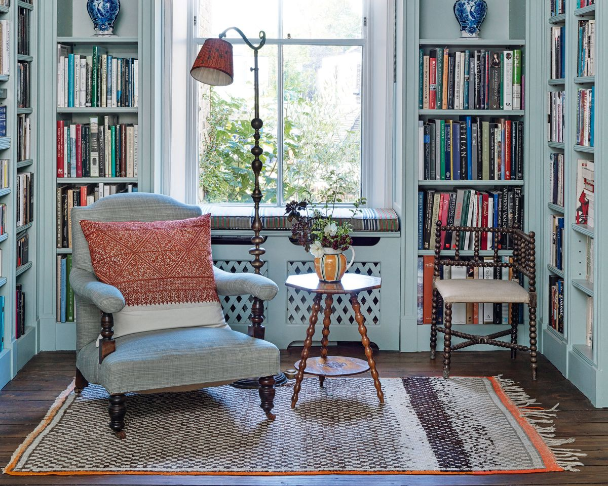 Reading nook ideas – 10 ways to create a cozy hideaway for relaxing with a book