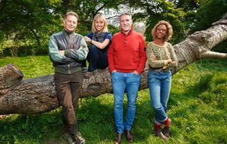 Springwatch 2019 presenters pose for the new series