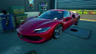 Fortnite Ferrari 296 GTB locations