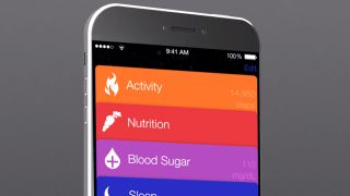 Apple's Healthbook app will keep an eye on your bloodwork, hydration and more