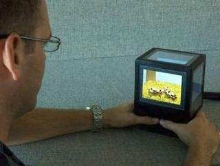 3D video cube points to future of gaming | TechRadar