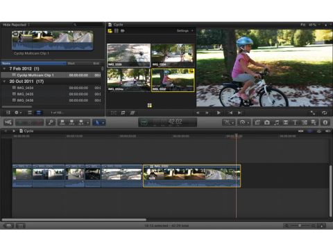 Apple Final Cut Pro X 10.0.3