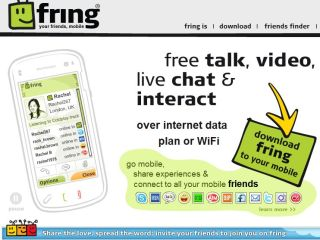 Fring - bringing video calls to Nokia users for free