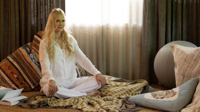 Nine Perfect Strangers star Nicole Kidman as Masha in the hit Hulu show