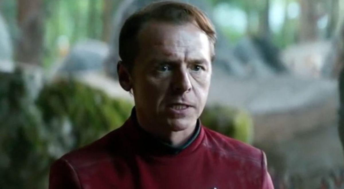 "Simon Pegg on the future of Star Trek: ""These movies don't make Marvel money"""
