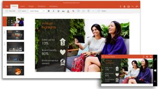 PowerPoint for Office 2016