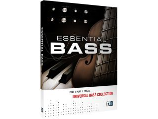 Essential Bass is available now.
