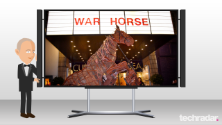 War Horse 4K cinema