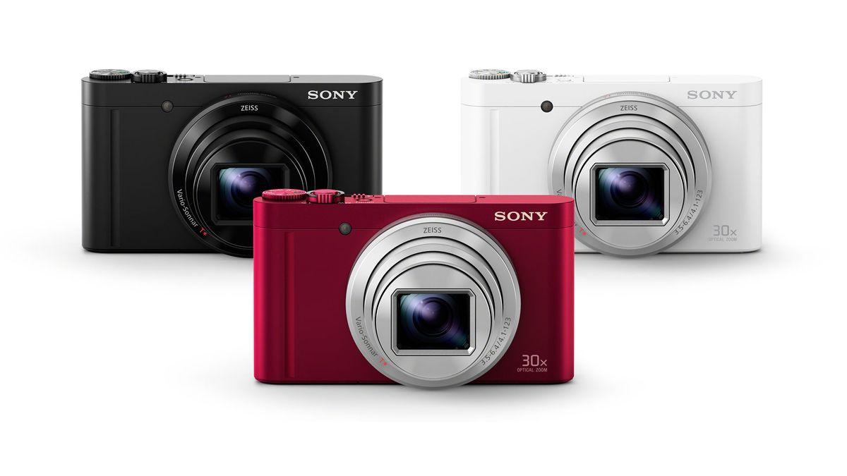 Sony Wx500 Techradar
