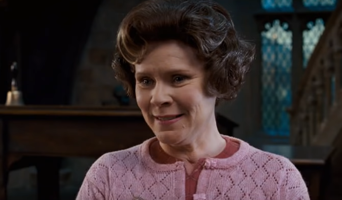 Harry Potter and the Order of the Phoenix Imelda Staunton Dolores Umbridge Warner Bros.