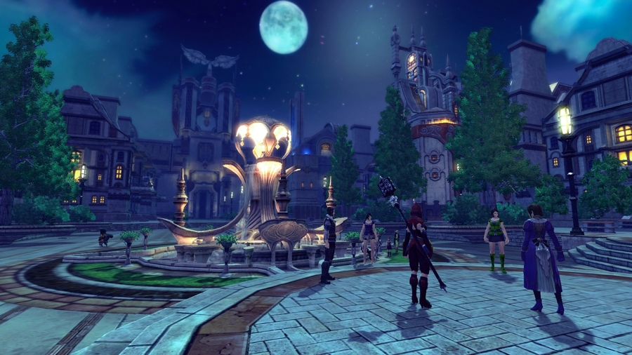 RaiderZ Screenshots Release Ahead Of Open Beta Launch #24368