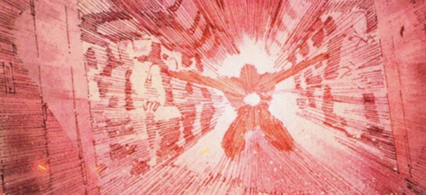 the flash phasing a plane comic