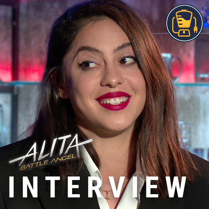 Rosa Salazar, Robert Rodriguez And More Talk Alita: Battle