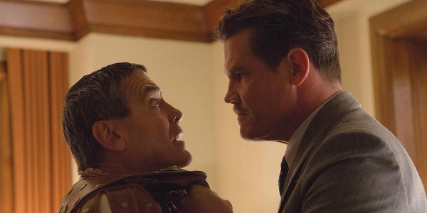 The moment George Clooney told Josh Brolin he was cut